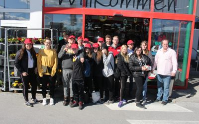 Besuch bei der der Vogl Baumarkt GmbH